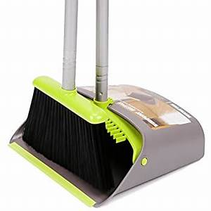Amazon.com: Dust Pan and Broom/Dustpan Cleans Broom Combo ...