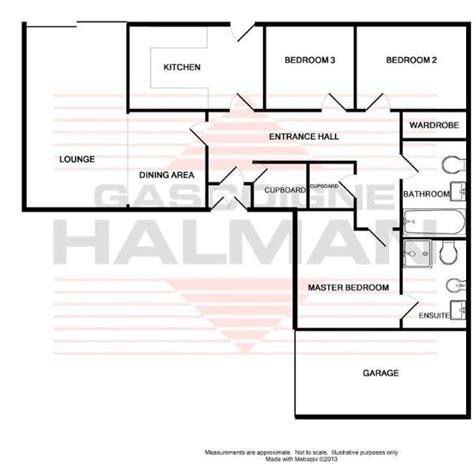 bedroom bungalow  sale  belfry drive tytherington sk