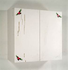 Kaz oshiro wall cabinet 10 contemporary art for What kind of paint to use on kitchen cabinets for pop art wall decals