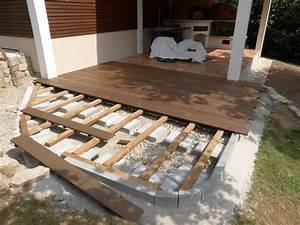 Terrassen Selber Bauen : runde holzterrasse bauen haloring ~ Buech-reservation.com Haus und Dekorationen