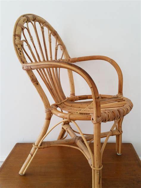 chaises osier chaise en osier enfant conceptions de maison blanzza com