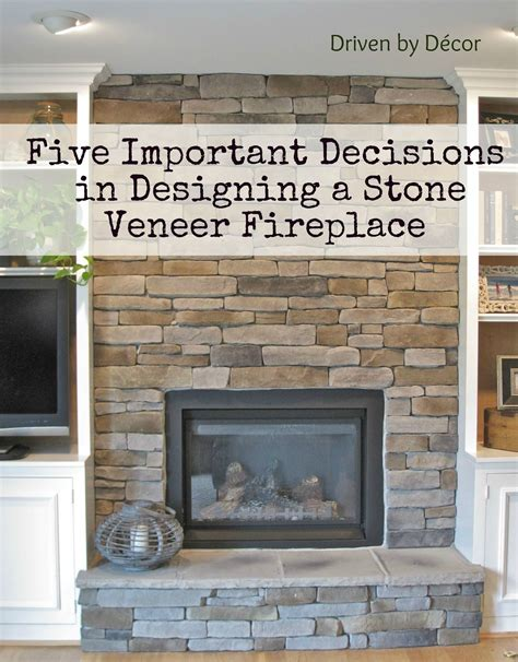 Five Important Decisions In Designing A Stone Veneer