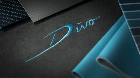 Bugatti Is Building A New €5m Hypercar Called 'divo' Top