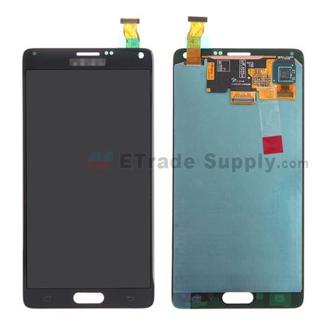 samsung galaxy note 4 sm n910f lcd screen and touch screen