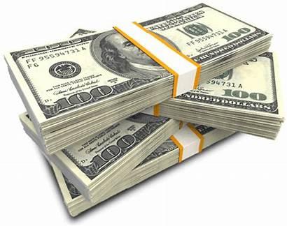 Money Transparent Dollar Background Clipart Cash Total