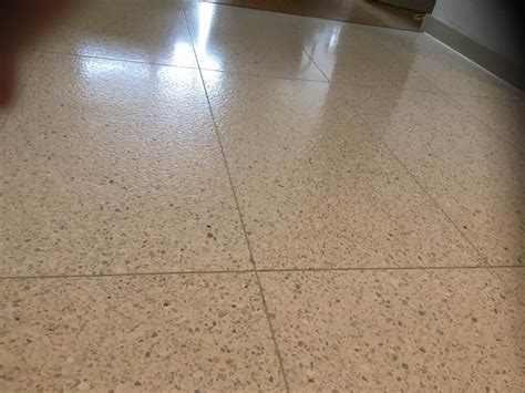 kitchen tiles manchester cleaning grubby terrazzo kitchen tiles at manchester 3340