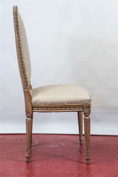louis xvi style side chair for sale at 1stdibs