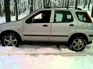 Suzuki Ignis 2005 : suzuki ignis 1 5 4x4 snow test youtube ~ Melissatoandfro.com Idées de Décoration