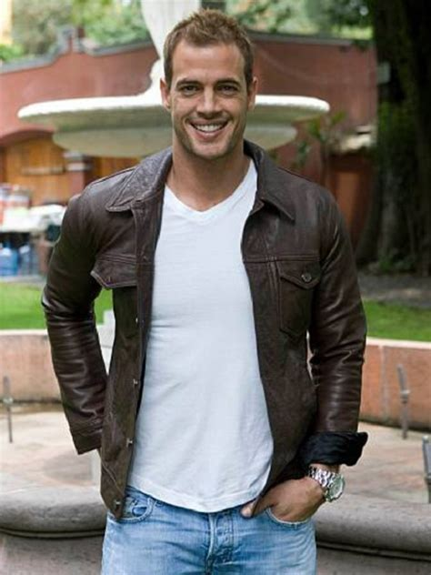william levy brown real sheep skin leather jacket trendy