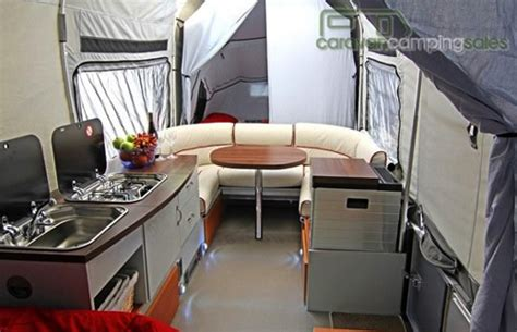 opus luxurious pop  camper