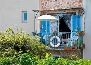 maritim einrichten meeresbrise fur zuhause With balkon ideen maritim
