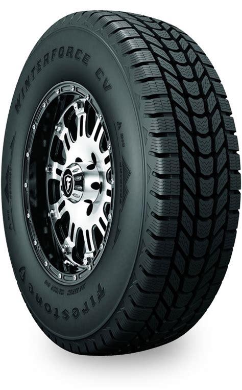 firestone winterforce cv tires tirescom  tire