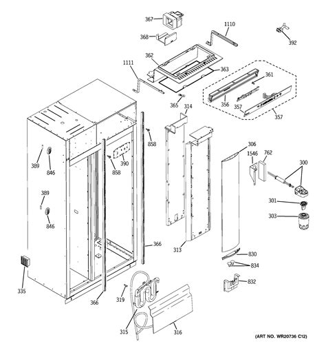 ge zissnxass side  side refrigerator parts sears partsdirect