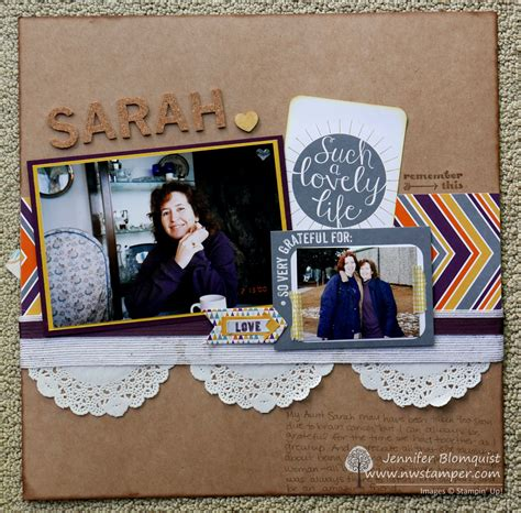 scrapbooking sunday  project life cards