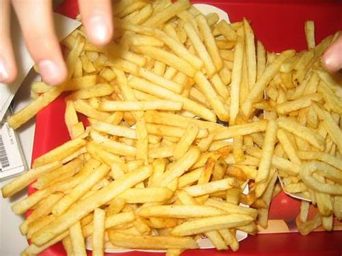 Curly Taste Lingerie Images #French #Fry #Food #Porn