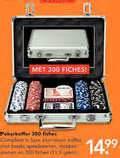 Vergelijk Aanbiedingen Met De Tekst Poker