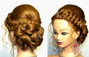 Long Updos Hairstyles Wedding Prom Updo. Hairstyle For ...