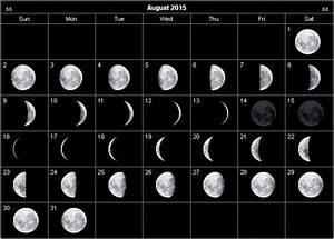 Monthly Stargazing Calendar for August 2015 - CosmoBC.com ...