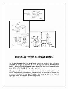 Como Hacer Un Diagrama De Flujo Quimica