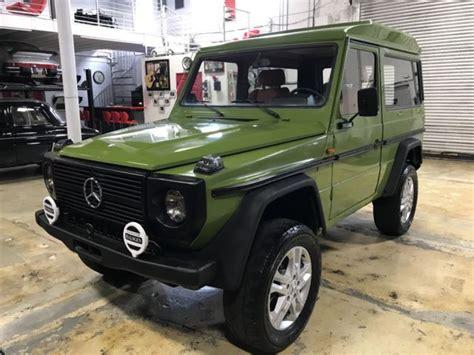 mercedes benz  diesel  wagon gd  sale