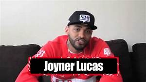 Joyner Lucas Talks Working With Trae The Truth, Audio Push ...