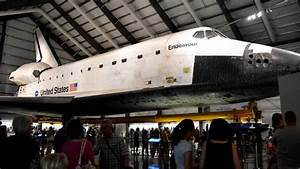 Endeavour  Los Angeles  California Science Museum