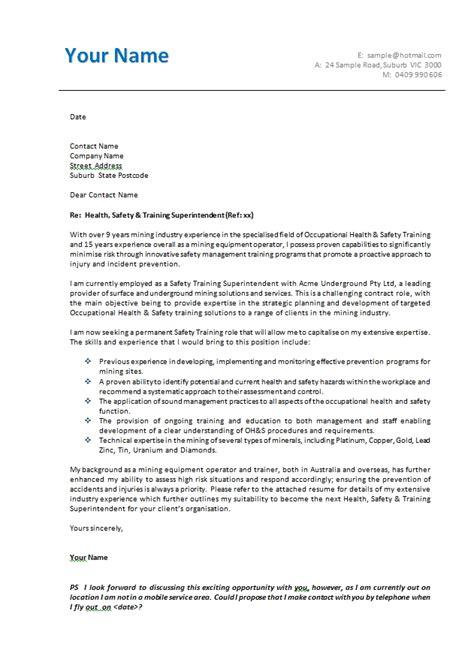 australian formal letter format letters  sample