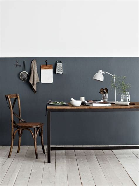 Wand Halb Streichen by Best 25 Half Painted Walls Ideas On Black And