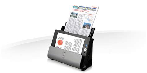 scanner de bureau rapide canon imageformula dr c125 scanners de documents canon
