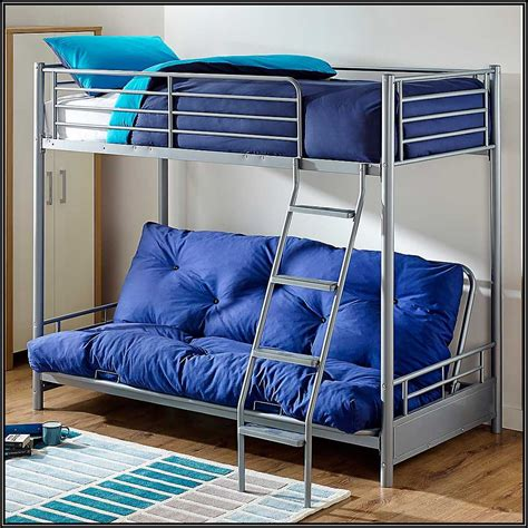 bunk bed mattresses at big futon bunk bed with mattresses roselawnlutheran
