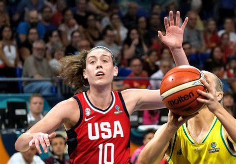 Breanna Stewart is MVP as she helps US women win World Cup ...