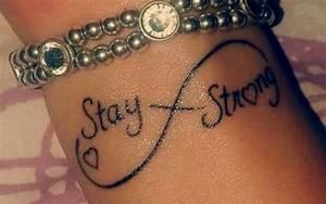 40+ Infinity Symbol Tattoos Ideas