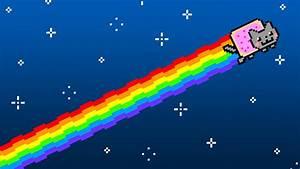 Nyan Cat Wallpaper by jb72123 on DeviantArt