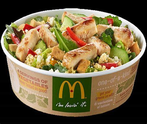 cuisine geant la preuve qu 39 une salade mcdo est parfois plus grasse qu 39 un