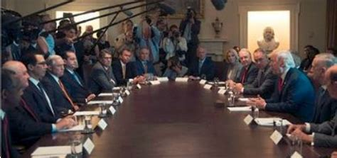 Cabinet Members by Cabinet Members Launch White House Bible Study