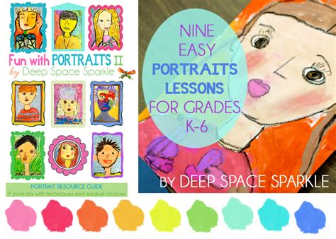 Fun With Portraits Ii Guidebook  Deep Space Sparkle