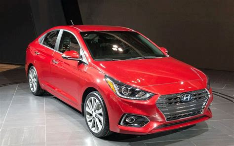2019 Hyundai Accent Length Gas Mileage Lease Spirotourscom