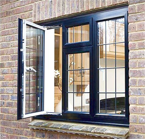 Window Sill Grill by Design Ideas Black Casement Window Aluminium Steps For