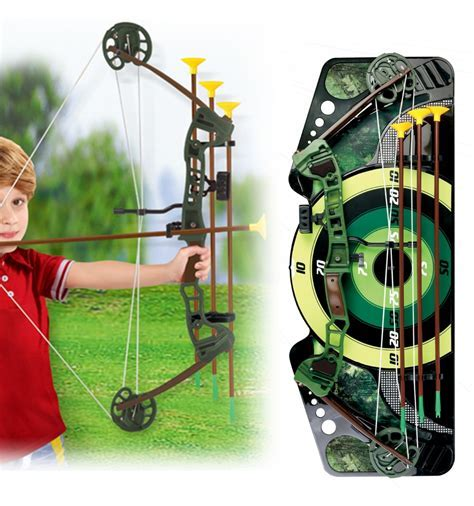 Bow And Arrow  Practice Archery Skills   Kids Archery Set