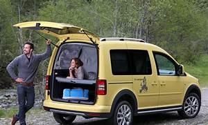 Volkswagen Caddy Versions : vw cross caddy tramper camping version mit bett auf der iaa 2013 ~ Melissatoandfro.com Idées de Décoration