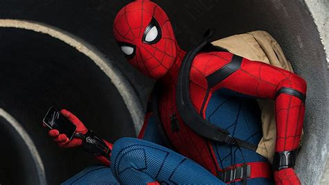 spider man   home stealth suit revealed  brazil
