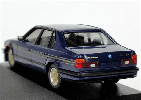 87 Alpina B11 3,5 Basic Bmw 7 Series E32 Blue
