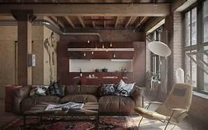Cuisine Style Industriel Vintage : meuble style industriel les meilleurs pour votre ~ Teatrodelosmanantiales.com Idées de Décoration