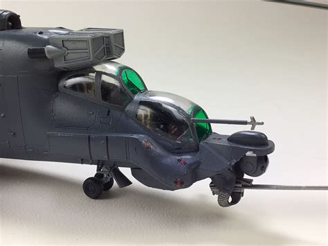 Review: Mi-24/35 Mk. III SuperHind   IPMS/USA Reviews