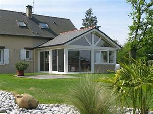 photo de maison avec veranda With maison avec veranda integree