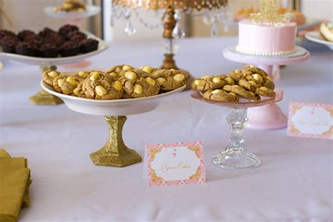 Kara's Party Ideas Elegant Mother Goose Birthday Party