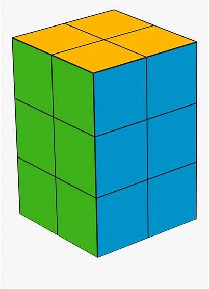 Prism Rectangular Cubes Clipart Clipartkey