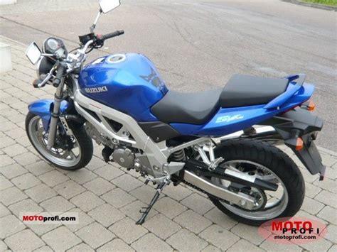 2006 Suzuki Sv650 Specs by Suzuki Sv 650 2006 Specs And Photos