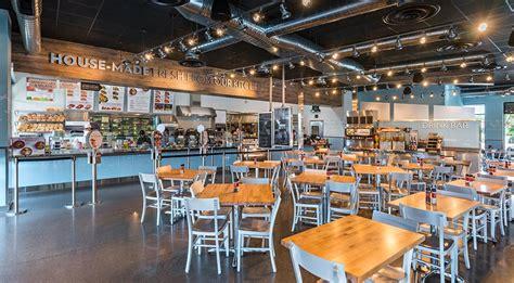 Café Zupas | A.R. Mays Construction