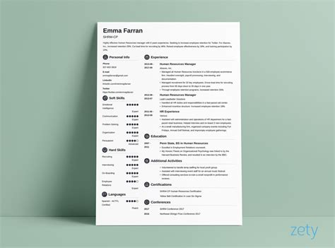 How To Layout Resume by Unique Resume Layout Vvengelbert Nl
